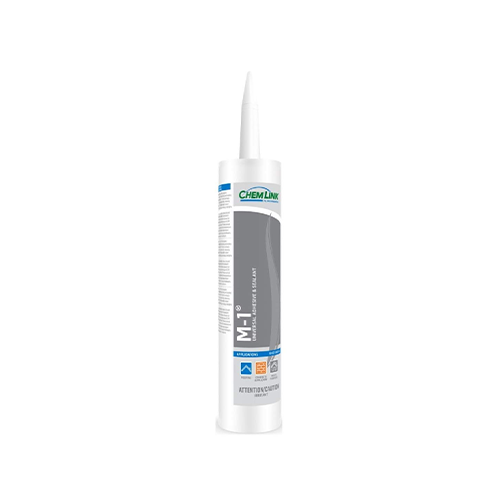 Chem Link F1270-BULK (24) 10.1oz Tube of M-1 Universal Structural Adhesive/Sealant