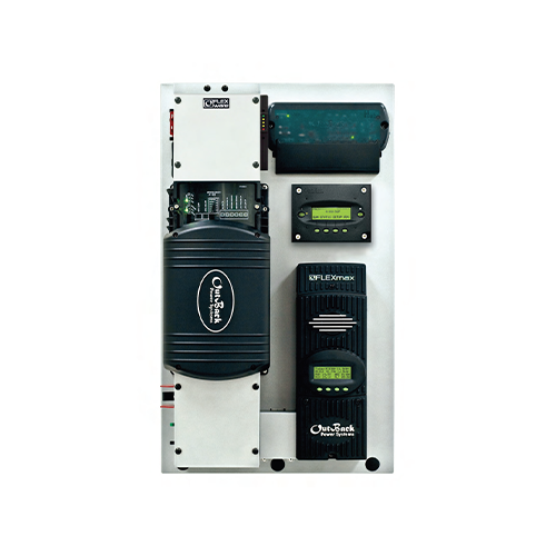 Outback FP1 FXR2524A-01 > 2.5kW 24VDC 120VAC Fully Pre-Wired Single Inverter System (UL Listed)
