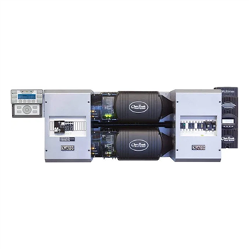 Outback FP2 FXR2524A-01 > 5.0kW 24VDC 120/240VAC Fully Pre-Wired Dual Inverter System (UL Listed)