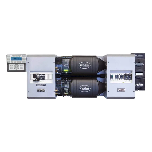 Outback FP2 VFXR3524A-01 > 7.0kW 24VDC 120/240VAC Fully Pre-Wired Dual Inverter System (UL Listed)