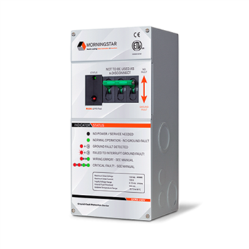 Morningstar GFPD-150V Ground Fault Protection Device for 150VDC Charge Controller