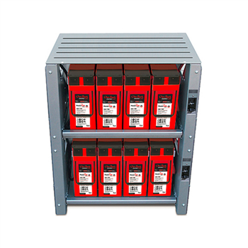 Outback IBR-2-48-175 > Integrated Battery Rack, 2 Shelf Unit for 48V Systems