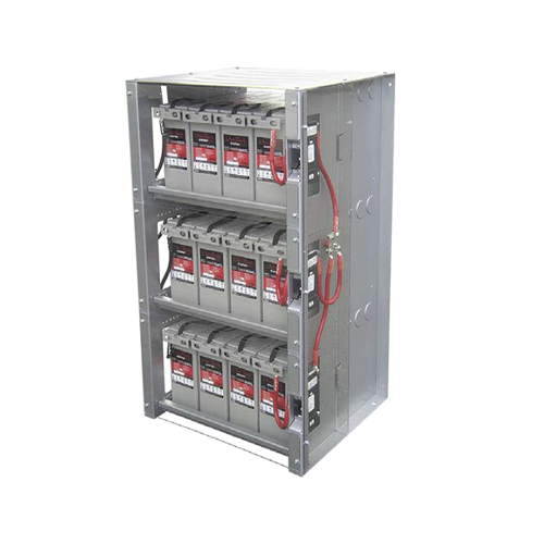 Outback IBR-3-48-175 > Integrated Battery Rack, 3 Shelf Unit 48V Systems