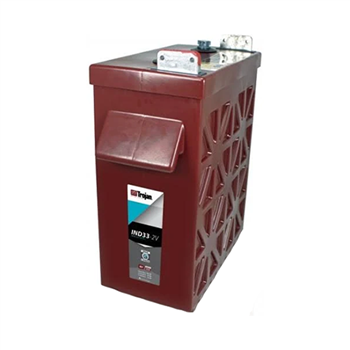 Trojan IND33-2V > 2V, 2405Ah, Industrial Line Deep-Cycle Flooded Battery /w Smart Carbon