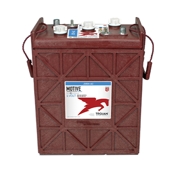 Trojan J305H-AC > 6V, 400Ah, Signature Line Deep-Cycle Flooded Battery
