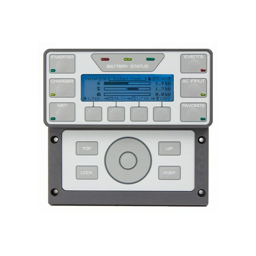 Outback Power MATE3s > System Display and Controller, UL1741-SA Compliant