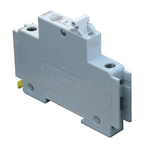 Midnite Solar Two Pole Breaker MNEAC25QZD-2P > 25Amp, 277VAC, DIN Rail Mount (White)