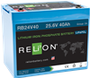 RELiON RB24V40 40Ah 24V Lithium Battery