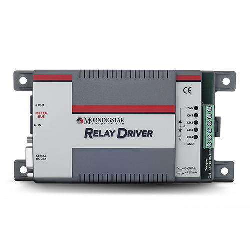 Morningstar Relay Driver RD-1  (For use w/ TriStar, TS-MPPT, or Other Systems