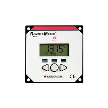 Morningstar Remote Meter RM-1  (For use w/ PS-MPPT, SunSaver Duo, SunSaver MPPT or Sure Sine)