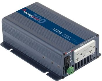 Samlex SA-300-124 > 300 Watt 24VDC Pure Sine Wave Inverter