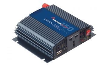 Samlex SAM-450-12E > 450 Watt 12VDC Modified Sine Wave Inverter