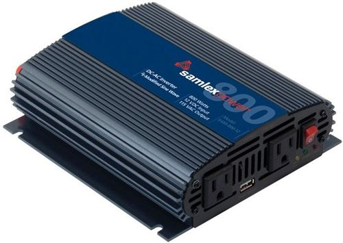 Samlex SAM-800-12 > 800 Watt 12VDC Modified Sine Wave Inverter