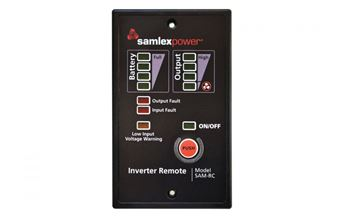 Samlex SAM-RC > Remote Control for SAM Series
