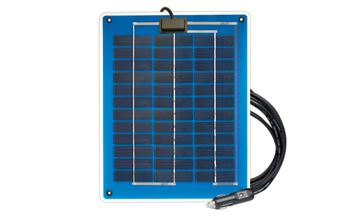 Samlex SC-10> 10 Watt Portable Solar Trickle Charger