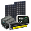 8550 Watt (8.5kW) Solar Microinverter Kit (Mono Panels)