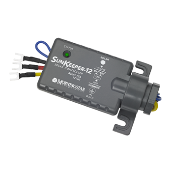 Morningstar SunKeeper SK-12 12 Amp 12VDC PWM Charge Controller