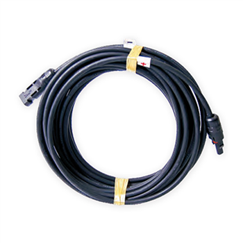 15' MC4 #10 AWG Cable Male/Female