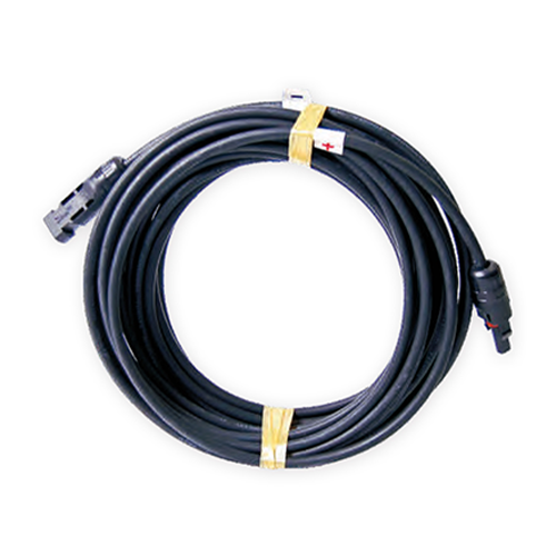 30' MC4 #10 AWG Cable Male/Female