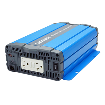 COTEK SP700-212 700Watt 12VDC 220VAC UL Approved Pure Sine Wave Inverter