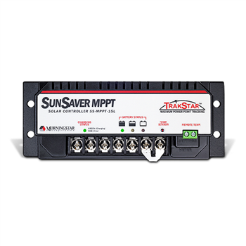 Morningstar SunSaver SS-MPPT-15L 15 Amp 12/24VDC MPPT Charge Controller