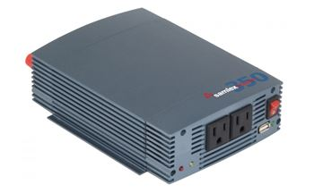 Samlex SSW-350-12A > 350 Watt 12VDC Pure Sine Wave Inverter