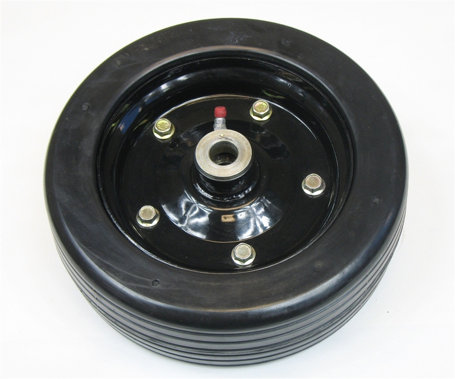 10 Quot X 3 25 Quot Solid Finishing Mower Wheel