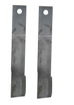 Set of John Deere Rotary Cutter Blades, Fits Differnet Cutters