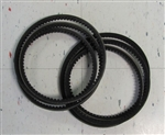 Set of 2 Belts for LMC/Sovema 5ftFinishing Mower