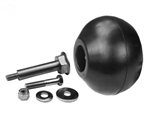 DECK WHEEL KIT WITH HARDWARE-EXMARK 103-7263 109-2098