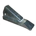 "1"" Thick x 2"" Point Width x 8-3/4"" Long Subsoiler Point"