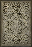 Luxury Designer Spicher & Company Pattern 05 Watson Vinyl Floorcloth