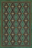 Luxury Designer Spicher & Company Pattern 05 Jeeves Vinyl Floorcloth