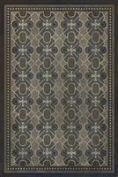 Designer Spicher & Company Pattern 05 London Fog Vinyl Floorcloth | BSEID