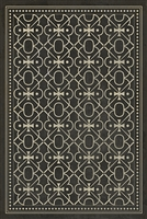 Spicher & Company Pattern 05 Moriarty Vinyl Floorcloth - USA-Made Rug | BSEID