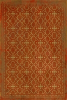 Spicher & Company Pattern 05 Miss Scarlet Vinyl Floorcloth | BSEID