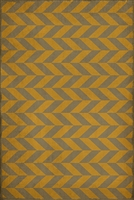 Spicher & Company Pattern 06 Artemis Vinyl Floorcloth - USA-Made Rug | BSEID