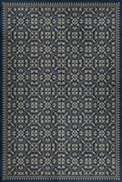 Spicher & Company Pattern 21 Bandersnatch Vinyl Floorcloth | BSEID
