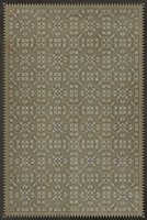 Luxury Designer Spicher & Company Pattern 21 Dinah Vinyl Floorcloth