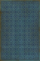 Spicher & Company Pattern 21 Zeitgeist Vinyl Floorcloth - USA-Made Rug | BSEID
