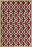 Pattern 31 Once Upon a Time Vinyl Floorcloth