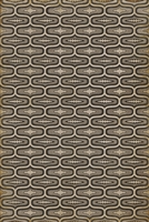 vinyl floor mat line pattern black tan