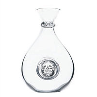 carafe gold contemporary glass barware accessories