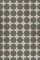 Spicher & Company Pattern 23 Samaritan Vinyl Floorcloth - USA-Made Rug | BSEID