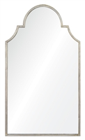 Designer Luxury Wall Hung Tall Arched Mirror