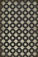 Luxury Designer Spicher & Company Pattern 20 Vesper Vinyl Floorcloth