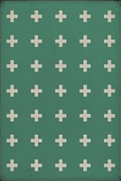 Luxury Designer Spicher & Company Pattern 24 Hydra Vinyl Floorcloth