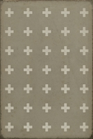 Spicher & Company Pattern 24 Kalamos Vinyl Floorcloth - USA-Made Rug | BSEID