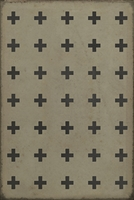 Luxury Designer Spicher & Company Pattern 24 Milos Vinyl Floorcloth