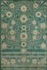 Spicher & Company Pattern 36 Breathe Vinyl Floorcloth - USA-Made Rug | BSEID